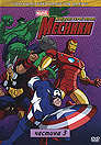 Marvel the Avengers: Earth's Mightiest Heroes Vol.3. (DVD).