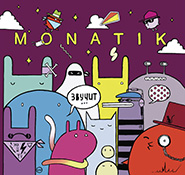 Monatik. Zvychyt. /digi-pack/. (It Sounds)