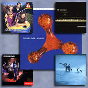 "Collection ""Ocean Elzy"". Set of 5 CDs."