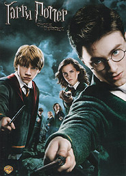 Harry Potter and the Orden of the Phoenix. (DVD).