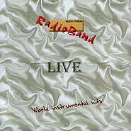 Alex Fokin Radioband. World instrumental hits. /live/. (2 CDs).