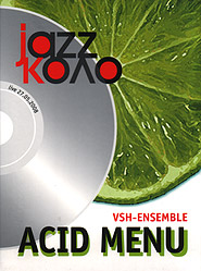 Владимир Шабалтас, VSH-Ensemble. Acid Menu live. (DVD).