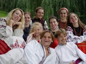 Украинские семейные традиции